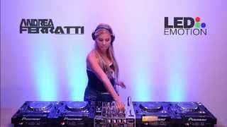 Andrea Ferratti - Mixing On 4 CDJs Vol.1 Woman dj