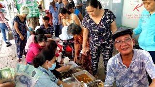 Trao duyên việt kiều tới ông chủ phát cơm từ thiện bệnh viện ung bướu | saigon travel Guide
