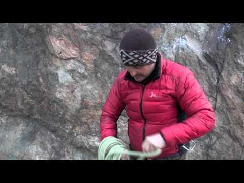 Montagna Tutorials Lo Zio Ezio ci mostra come fare la corda 'a bambolina'
