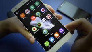 OUKITEL K6000 полный подробный 4k обзор на термоядерный китайский смартфон с мощной батареей