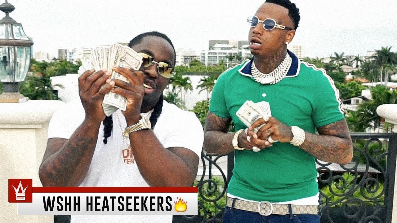 Will The General Feat. Moneybagg Yo - Printed [WSHH Heatseekers Submitted]