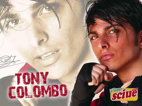 TONY COLOMBO-La regina dei sogni nuova  versione
