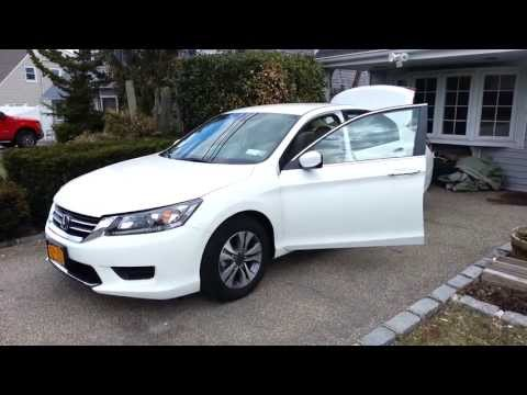 How to disable ANC system (active noise canceling) 2013 honda accord (two ways)