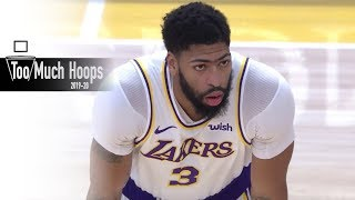 Los Angeles Lakers ALL-DEFENSE Breakdown: How AD and the Lakers locked down the Jazz - 12.4.2019