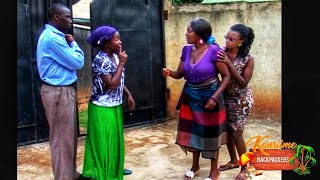 The Kansiime community court. African comedy.