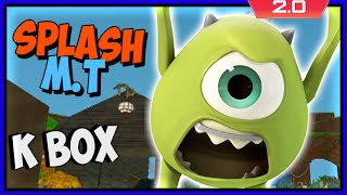 Disney Infinity 2 TOY BOX ADVENTURES! Splash Mountain Fun