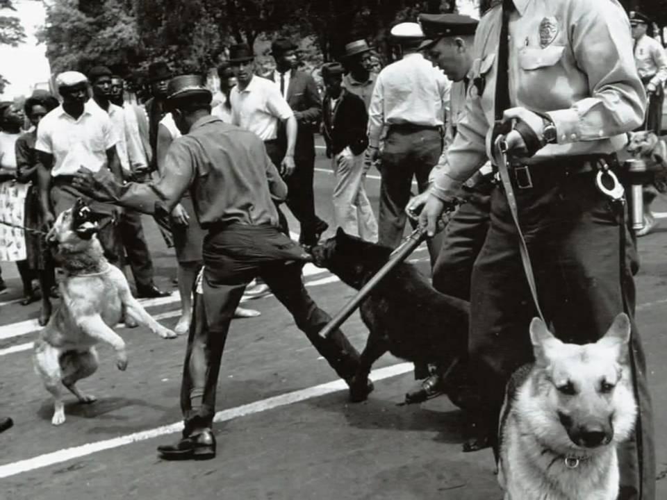 Birmingham protest 1963