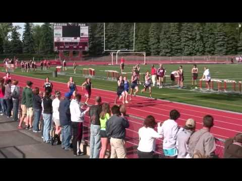Girls 100 m Final - Altoona Middle School Champs