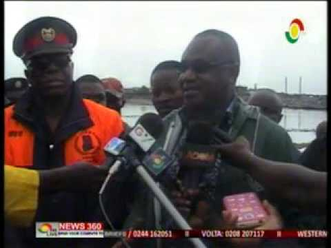 News360 - Interior minister expresses satisfaction with dredging of drains in Accra - 15/3/2016