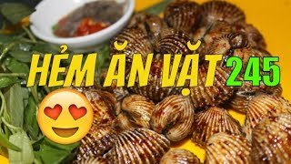 Nữa đêm ĐỘT KÍCH bất ngờ Hẻm ăn vặt 245 Nguyễn Trãi  |  Guide Saigon Food