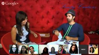 Barun Sobti Hangout with Miss Malini - BesharamGang Question