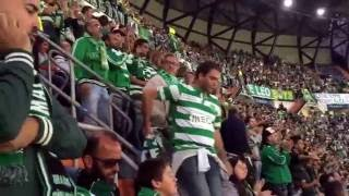 Real Madrid CF 2-1 Sporting CP 14/09/2016