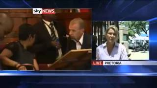 BREAKING NEWS - Oscar Pistorius Granted Bail in Murder Case