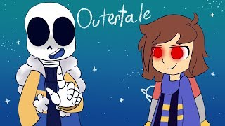 [Outertale Animation] -Stronger Than You