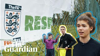Blood, sweat and fears: a special report on abuse towards grassroots referees