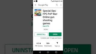 Special Ops: FPS PvP War-Online gun shooting games Mod (updated) v1.95 Link Below Video description