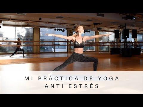 Mi práctica de yoga de 10 minutos anti estrés   Vanesa Lorenzo