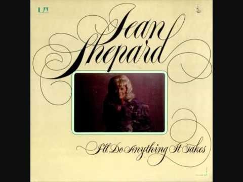 Jean Shepard - Ill Do Anything It Takes To Stay With You
