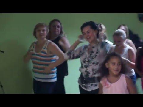 Поздравление Алайна с Днем Рождения в A4G Dance Studio