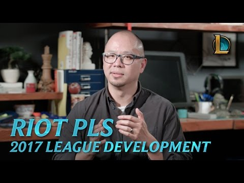 Riot Pls: League of Legends 2017 Development (ซับไทย)