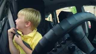 Say Hailo to the 3 year old taxi driver…