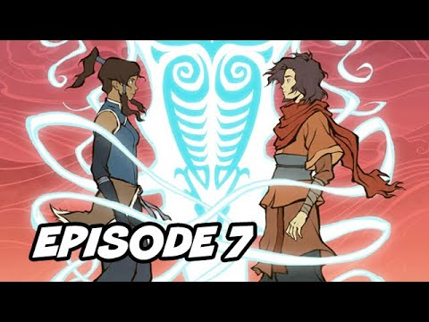 The Legend Of Korra Season 2 Beginnings Review - Korra Meets Avatar Wan And Raava video