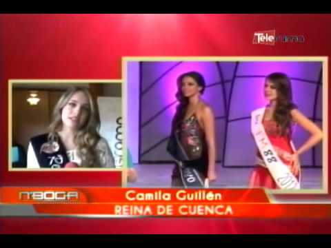 Convocatoria a candidatas a Reina de Cuenca