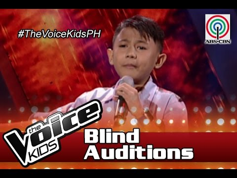 """The Voice Kids Philippines Blind Auditions 2016: """"Bulag, Pipi At Bingi"""" by Bernard"""