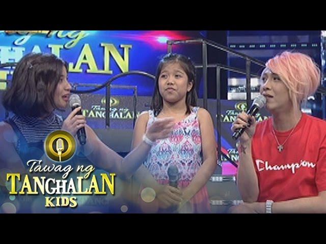 """Tawag ng Tanghalan Kids: Anne to Vice Ganda, """"Pwede ka na maging lola"""""""