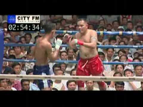Myanmar Lethwei, Wan Chai vs. Lone Chaw, 2 of 2