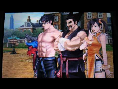 Tekken Ling Xiaoyu And Jin Kazama Jin Kazama And Ling Xiaoyu