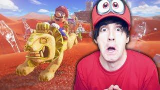 DEMASIADA VELOCIDAD! Super Mario Odyssey #17