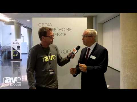 CEDIA 2015: Gary Kayye Interviews New CEDIA CEO Vin Bruno