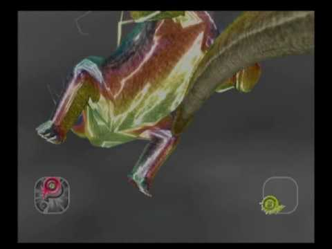 Dinosaur King Arcade Scene-