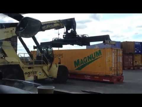 Port of Tilbury- HGV container drop & collect