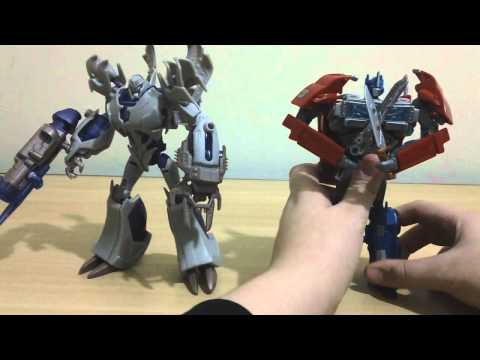 revisão doTransformers Prime (RID) Voyager Megatron