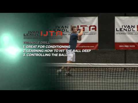 Ivan Lendl Instruction- Fitness Drills