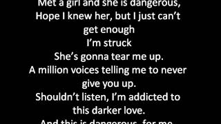 The Vamps-Dangerous Lyrics