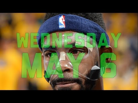 NBA Daily Show: May 6 – The Starters