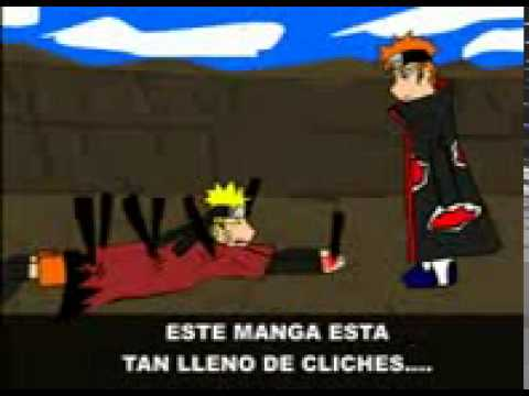 Naruto Vs Pein Parodia Confesion De Hinata.3gp video