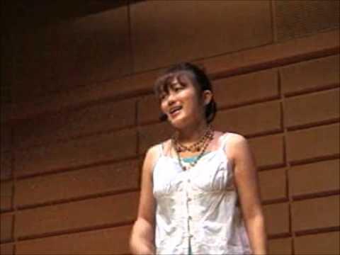 『 硝子の花 』 erica 2008年07月21日 は~とふる・はんど手話ダンス公演