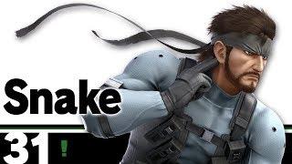 31: Snake – Super Smash Bros. Ultimate
