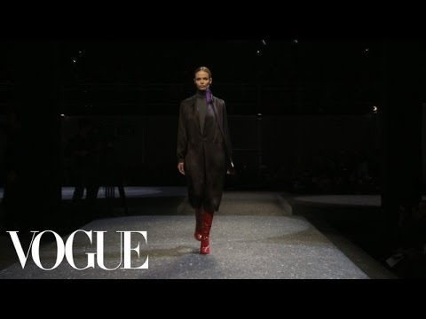 Prada Fall 2014 Ready-to-Wear - Fashion Show - Style.com