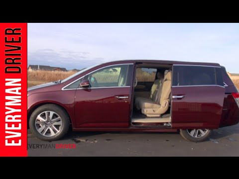 http://www.everymandriver.com/ - 2014 Honda Odyssey DETAILED Review on Everyman Driver with Dave Erickson. 2014 New Car Buyer's Guide: Top 10 Sedans and SUVs...