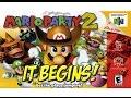 Mario Party 2! The Chaos Begins! Part 1   YoVideogames