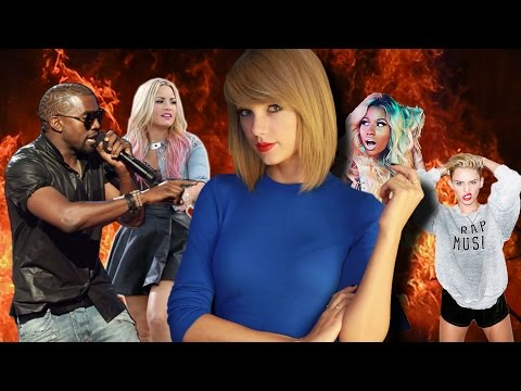 11 Celebs Who Tried to Take Down Taylor Swift!