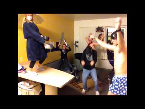 Harlem Shake University of Akron