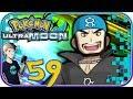 Pokemon Ultra Sun & Moon Walkthrough - Part 59: Rainbow Rocket Archie Battle!