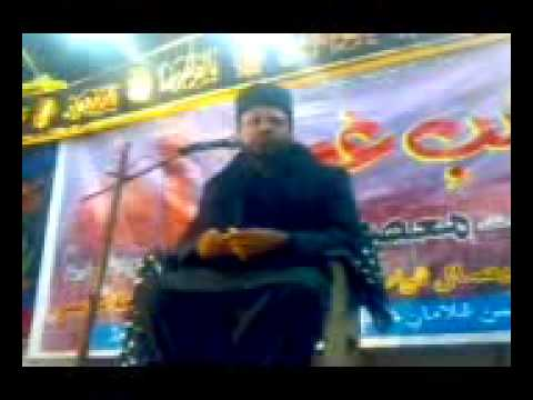 Manzoor Hussain Solangi Majalis In Sindhi At Village Gello Khan Khoso 7 Safar ~01 video