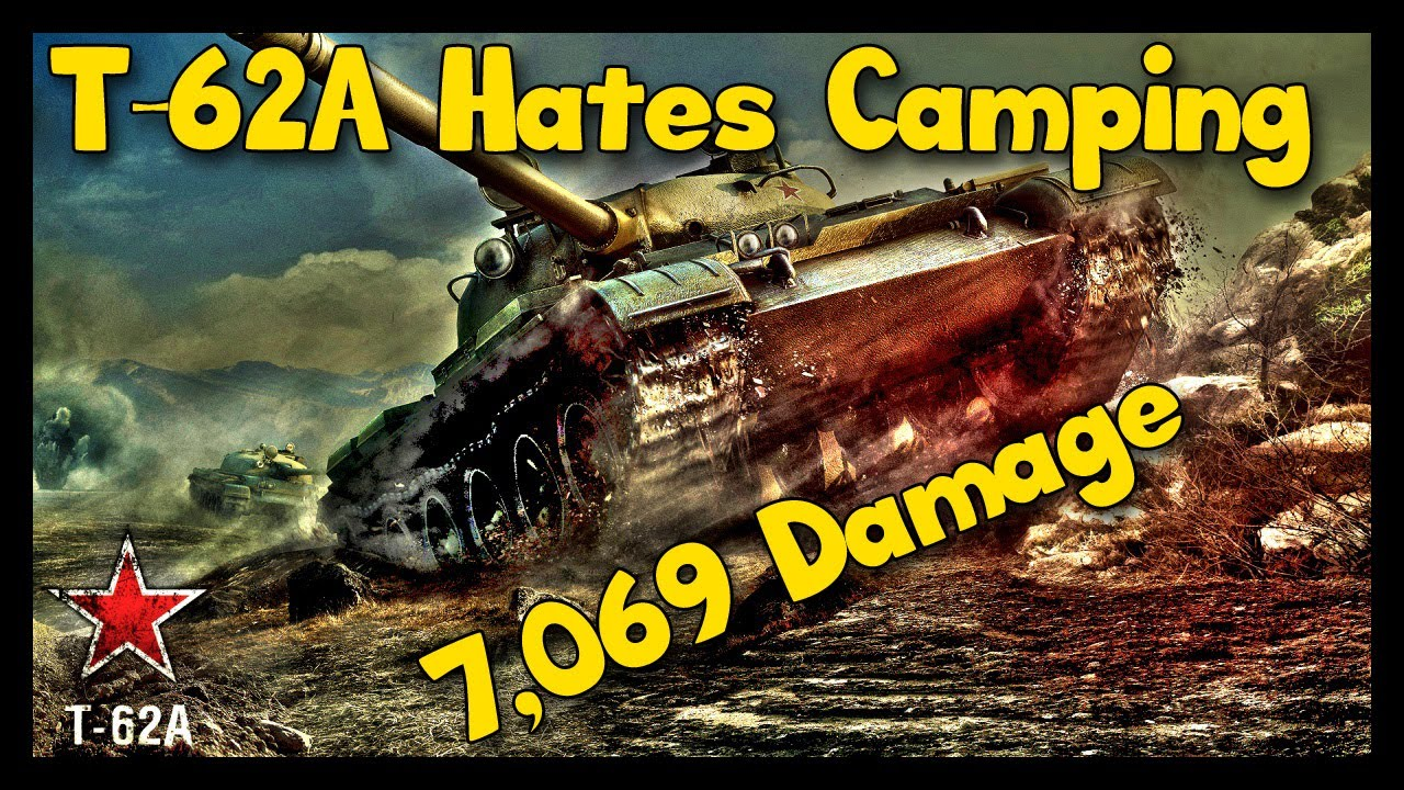 t 62a wot gameplay venice - photo#5